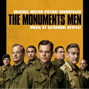 The Monuments Men Liedje - The Monuments Men Muziek - The Monuments Men Soundtrack - The Monuments Men Filmscore