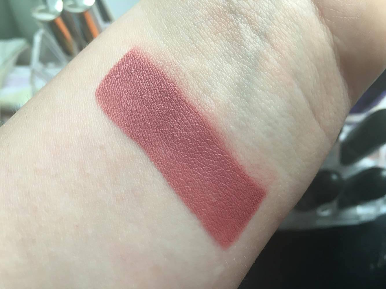 Preferenza MAC Lipstick - Mehr | Review & Swatches | Freshly Pressed Beauty TM19