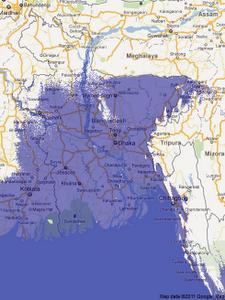 Hla Oo's Blog: Bangladesh Under Water Soon?