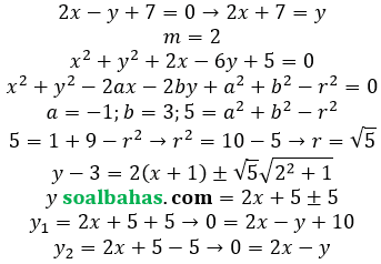 jawab un smp matematika ipa