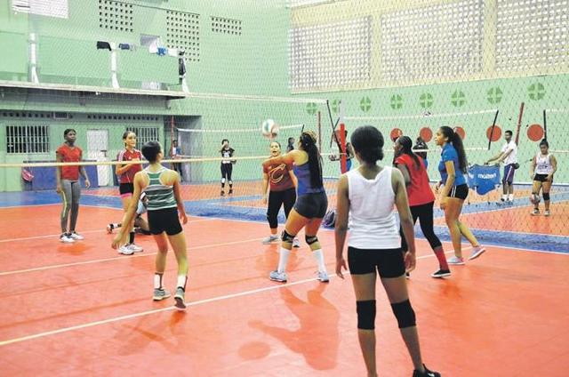 República Dominicana tiene el relevo del voleibol garantizado
