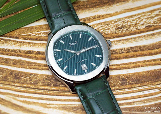 Piaget Polo Green Dial ref. G0A44001