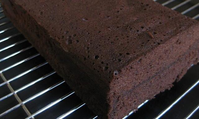 Resep kue brownis coklat