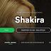 Shakira ultrapassa 15 milhões de seguidores no Spotify