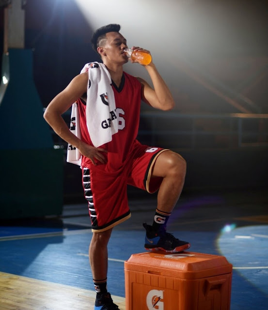 Ginebra Scottie Thompson new Gatorade Brand Ambassador