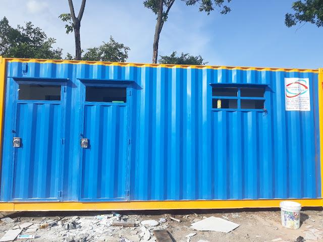 Công Ty Bán Container Ở Vũng Tàu