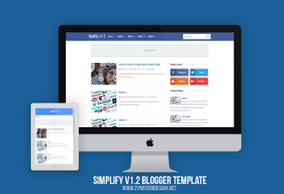 symplify versão 1.2 blogger template fastest seo Loading