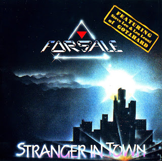 Forsale [Stranger in town - 1988] aor melodic rock music blogspot full albums bands