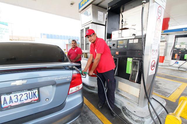 Enorme aumento de la gasolina después de las presidenciales