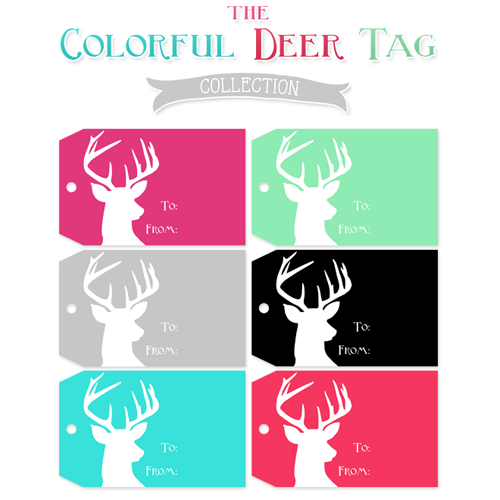 http://www.thecottagemarket.com/2013/11/free-deer-gift-tag-printables.html
