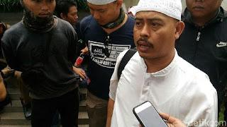 Ketum PA 212 Jadi Tersangka, Ia Sebut Hukum Indonesia Memalukan