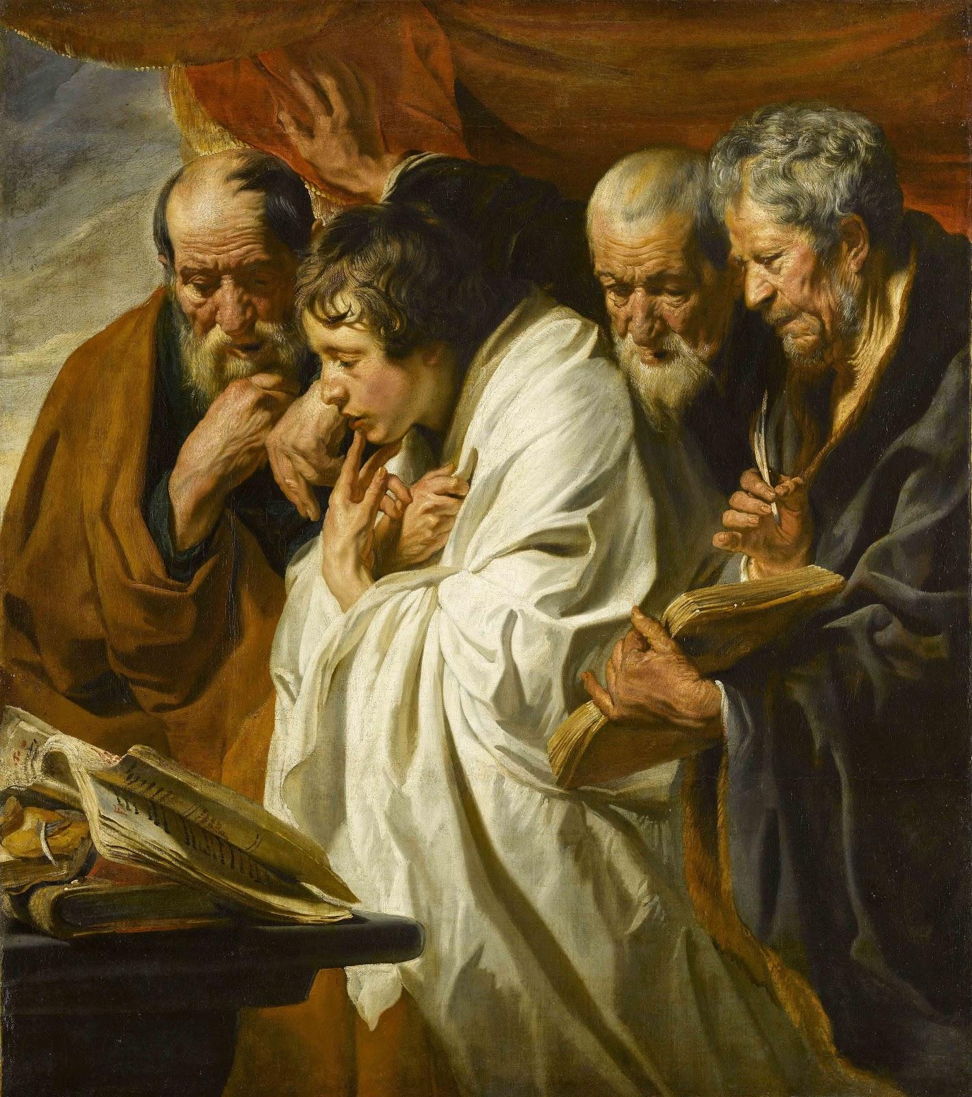 Jacob jordaens baroque era painter tutt 39 art for Famous artist in baroque period