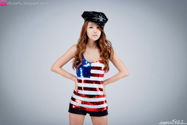 1 Bang Eun Young and USA-very cute asian girl-girlcute4u.blogspot.com