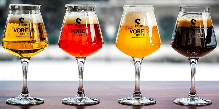 La birra Voreia