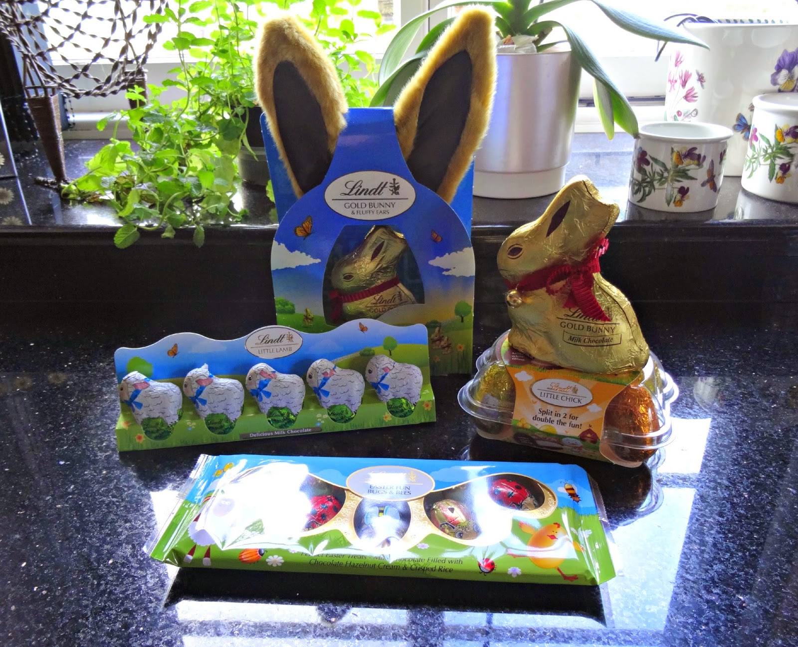 The Lindt Gold Bunny And A Review Confessions Of A New Mummy