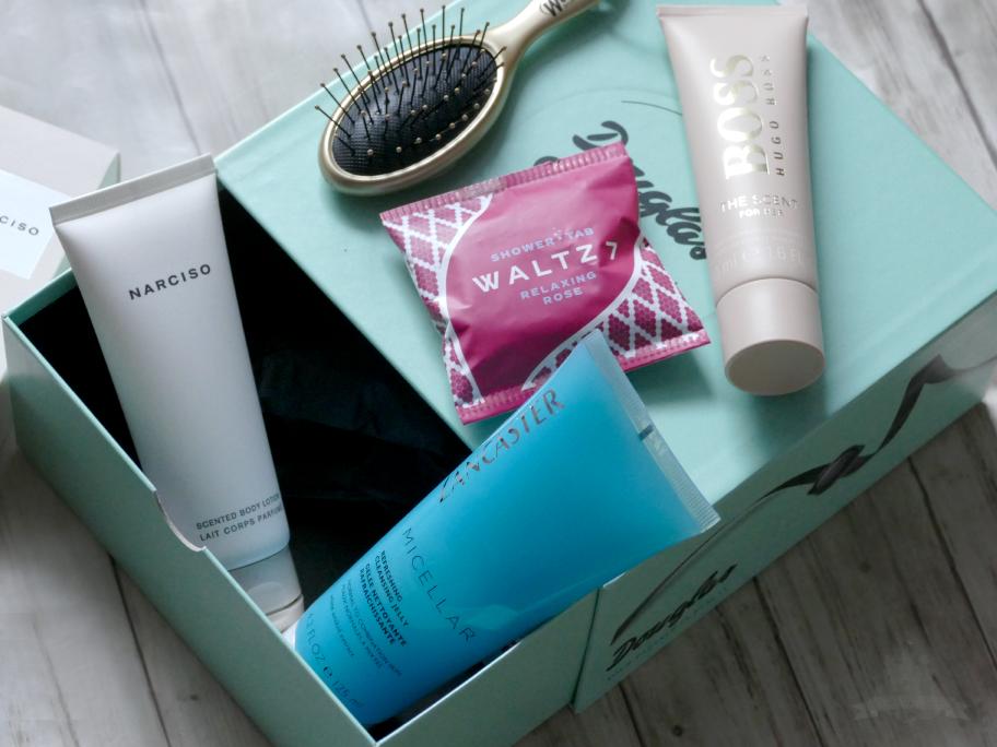 Douglas Box of Beauty Oktober 2017 Österreich Inhalt