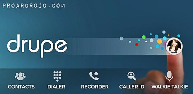 تحميل تطبيق Contacts Phone Dialer: drupe للأندرويد مجاناً logo