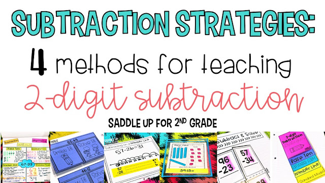 subtraction strategies