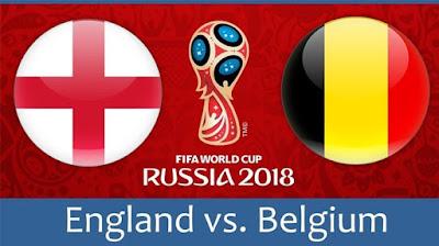 Tips Bola Piala Dunia Inggris vs Belgia