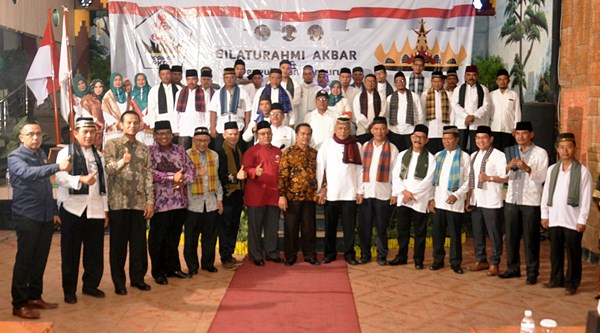 Hadir di Lampung, Genius Ajak Perantau PKDP Berinvestasi di Pariaman