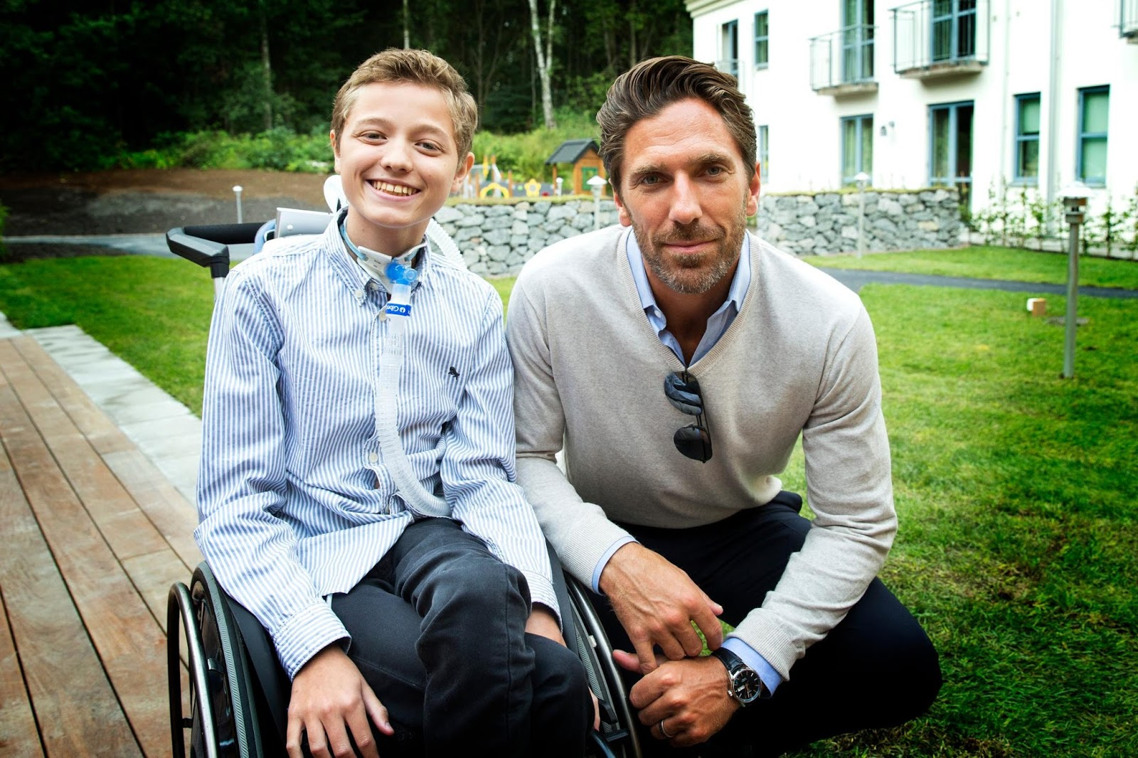 The Henrik Lundqvist Blog Henrik Lundqvist To Donate 2 Million