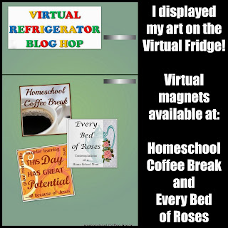 grab button for Homeschool Coffee Break
