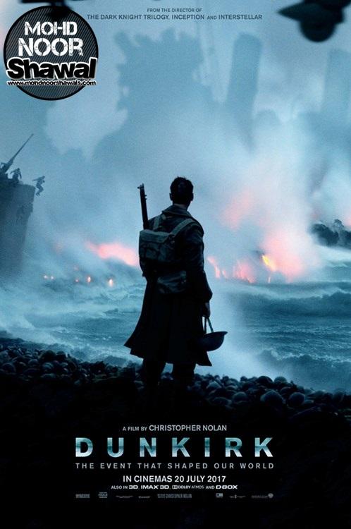 DUNKIRK (2017 Film)