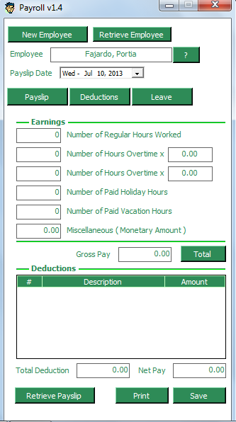 System Analysis And Design Term Project System User Interface Screen Layout