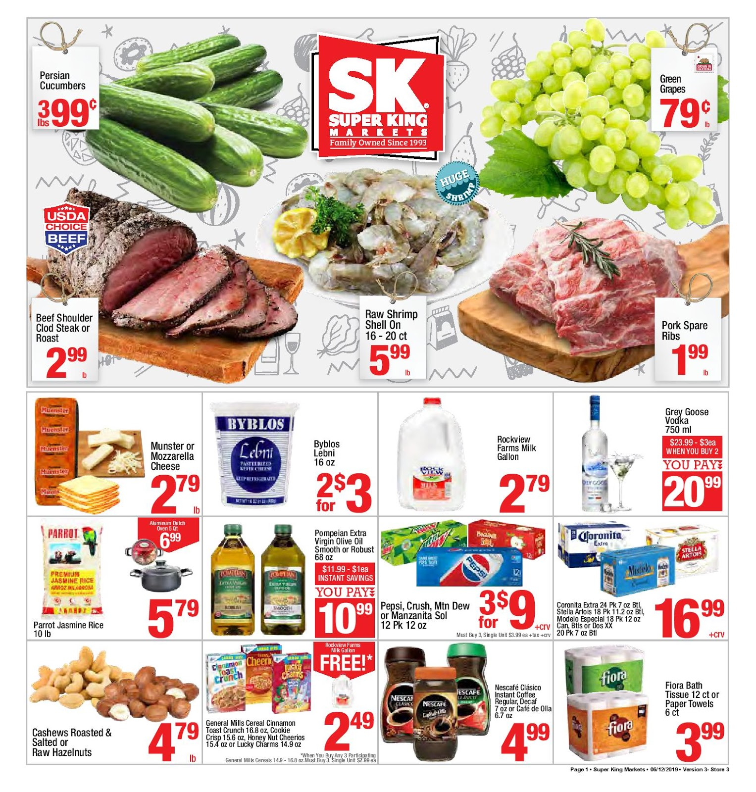 Super King Ad This Week June 26 July 2 2019