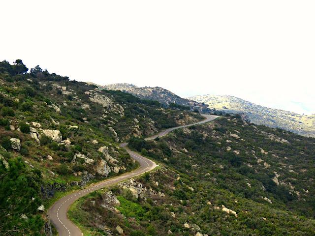 Verdera Mountain, Sant Pere de Rodes