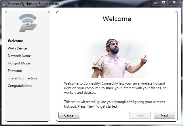 konfigurasi connectify1