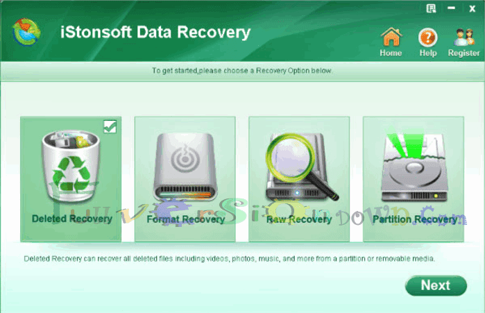 iStonsoft USB Data Recovery Full Crack
