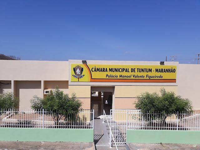Resultado de imagem para Câmara de Vereadores de Tuntum