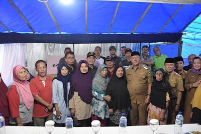 Bupati Meninjau Kesiapan TPS Menjelang Pemilihan Umum Serentak 2019