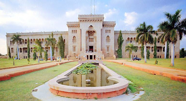 OU degree exam time table 2018-2019, UG Result Osmania University