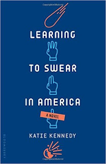 Cover of Learning to Swear in America