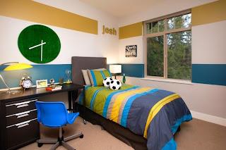 dormitorio juvenil para chico