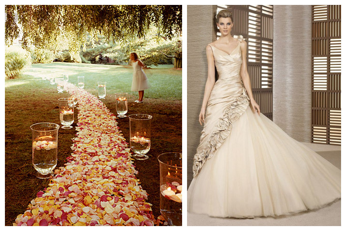 WhiteAzalea Elegant Dresses: Tips For Autumn Wedding