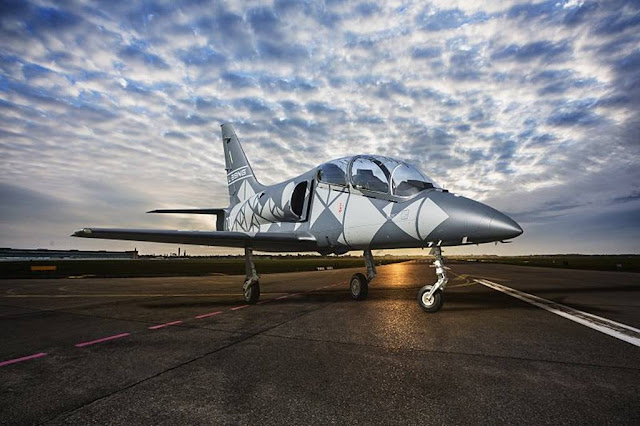 AERO VODOCHODY ROLLS OUT FIRST L-39NG TRAINER JET