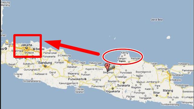 HEBAT...Petani  JEPARA  Bersepeda  Sampai  Ke Jakarta Demi Bertemu MENTRI. Hal Tersebut Di Latar Bela....