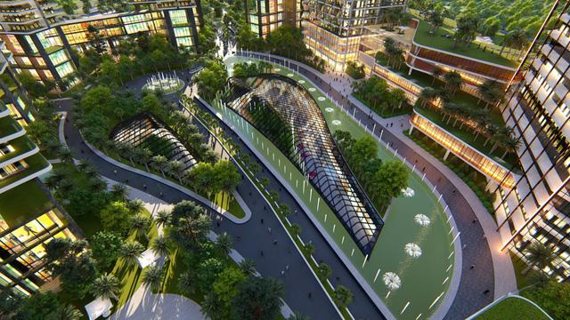 Trung tâm thương mại quốc tế Sunshine Empire