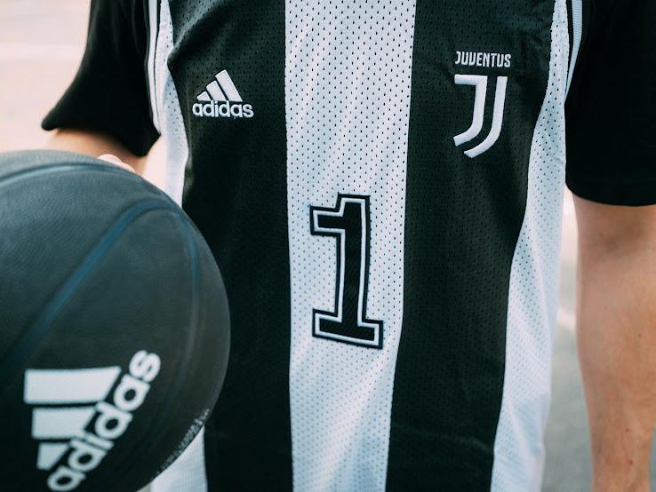 best website 9010b 415b7 Adidas Juventus 18-19 Basketball Jersey Released - Footy ...