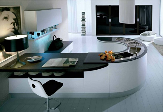 Minimalist Interior Design Photos for Kitchen