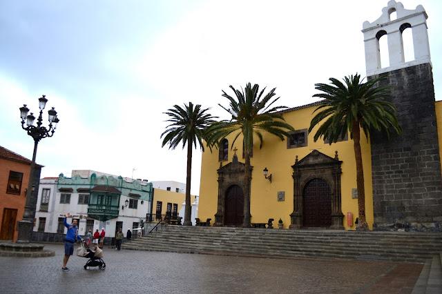 centro histórico Garachico Tenerife