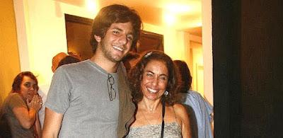 Rafael Mascarenhas, filho caçula da atriz Cissa Guimarães