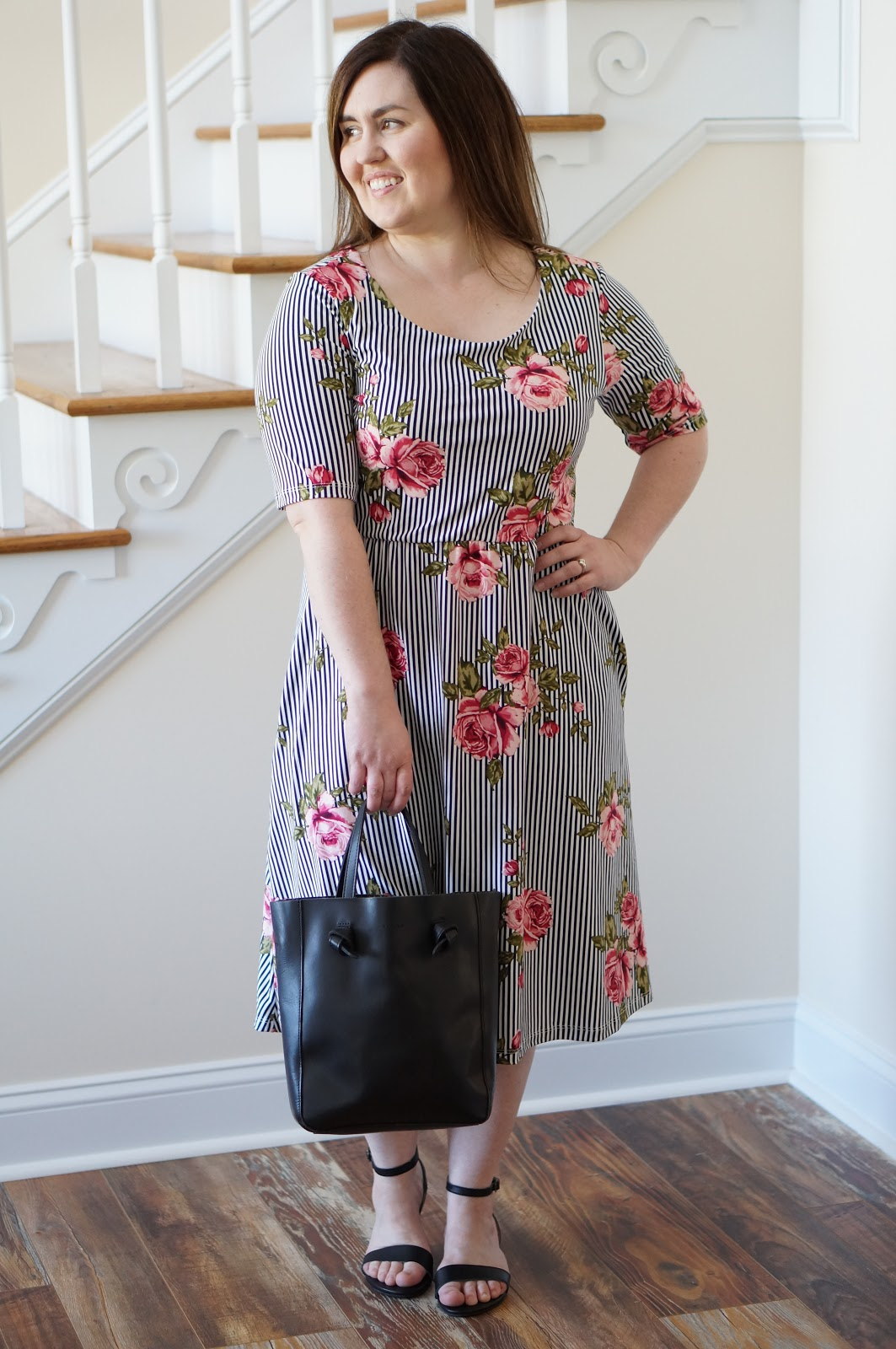 Popular North Carolina style blogger Rebecca Lately shares her favorite piece from The Flourish Market.  Click here to read more!