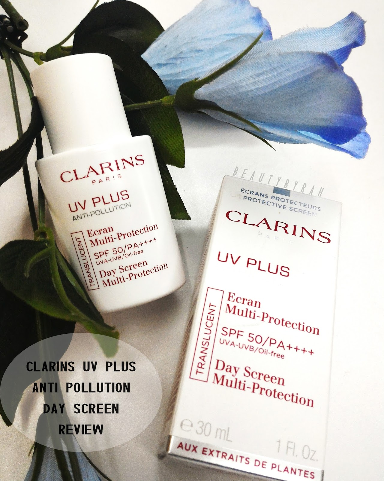 Clarins UV Plus Anti Pollution Multi Protection Day Screen Review