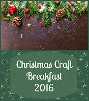 Christmas Craft Breakfast 2016 on the Virtual Refrigerator, an art link-up hosted by Homeschool Coffee Break @ kympossibleblog.blogspot.com