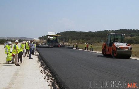 EUR 470 Million Invested for Road Infrastructure in Ohrid-Struga Region