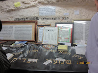 Shimon Hatzaddik's tomb today